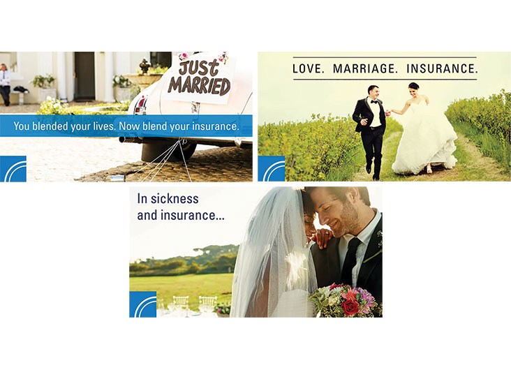 """I Do"" Insurance by MassMutual Financial Group/studio m"