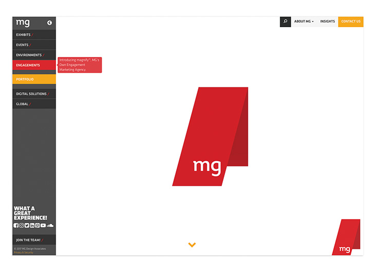 simply mg Website Design by mg