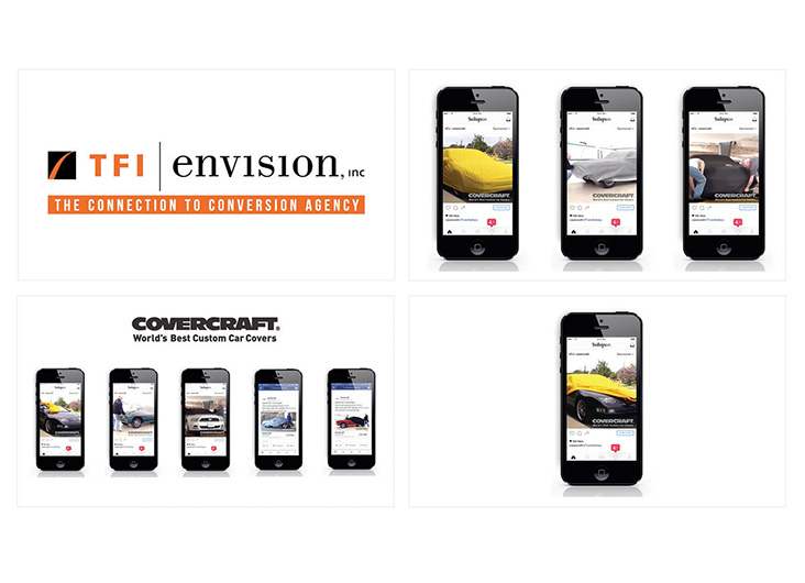 Covercraft Social Media Awareness Campaign Video by TFI Envision, Inc.