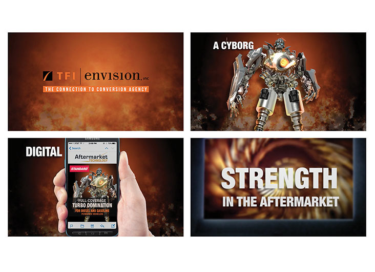 Standard The Turbocharger Advertising Campaign Case Study Video by TFI Envision, Inc.