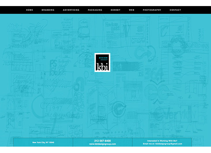 KBI Design Group Portfolio Web Design by KBI Design Group