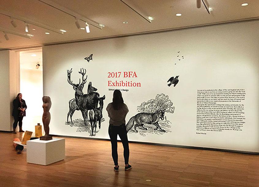 BFA Catalog/Poster 2017