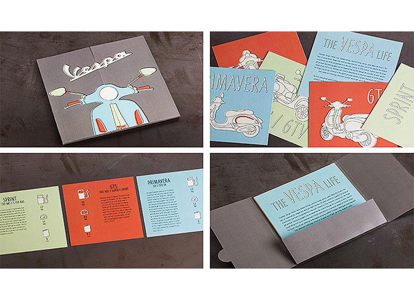 Vespa Brochure