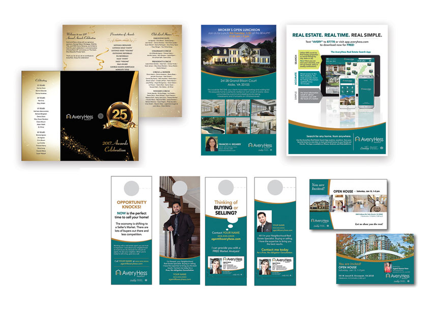 Marketing Materials Marketing Specialist/Graphic by AveryHess Realtors(R)