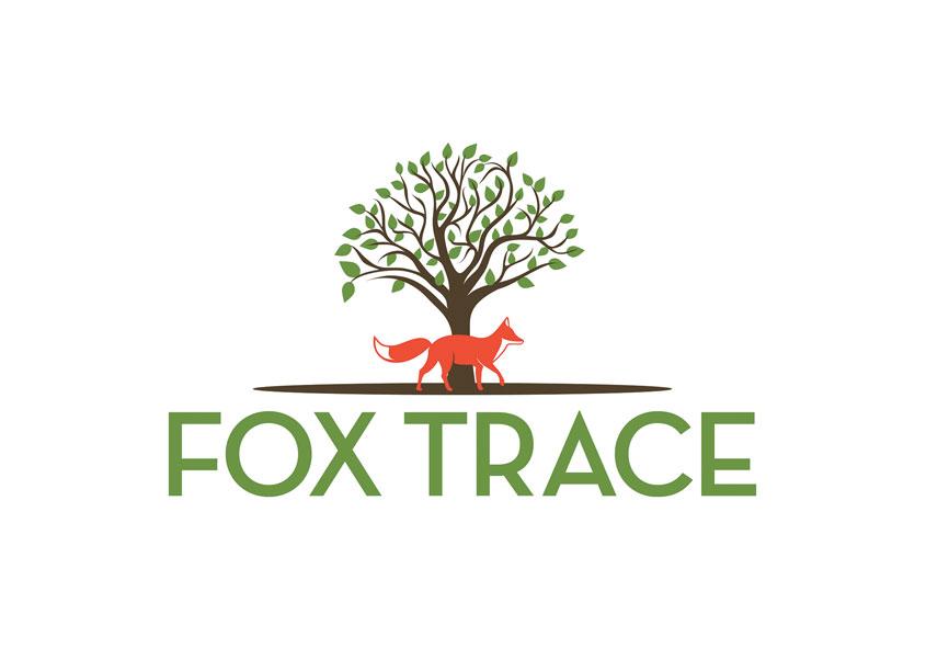 Fox Trace Logo by David Weekley Homes