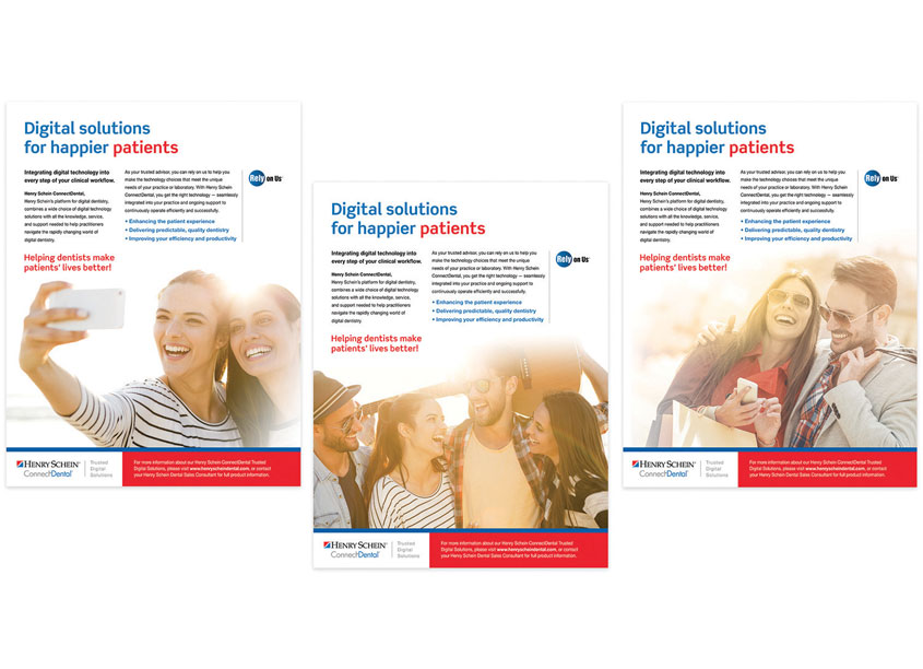 Digital Solutions for Happier Patients by Henry Schein, Inc.