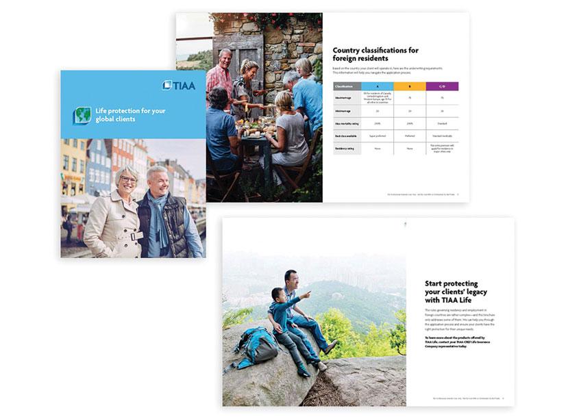 TIAA IU Brochure by TIAA