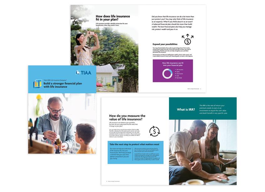 TIAA Asset Class Brochure by TIAA