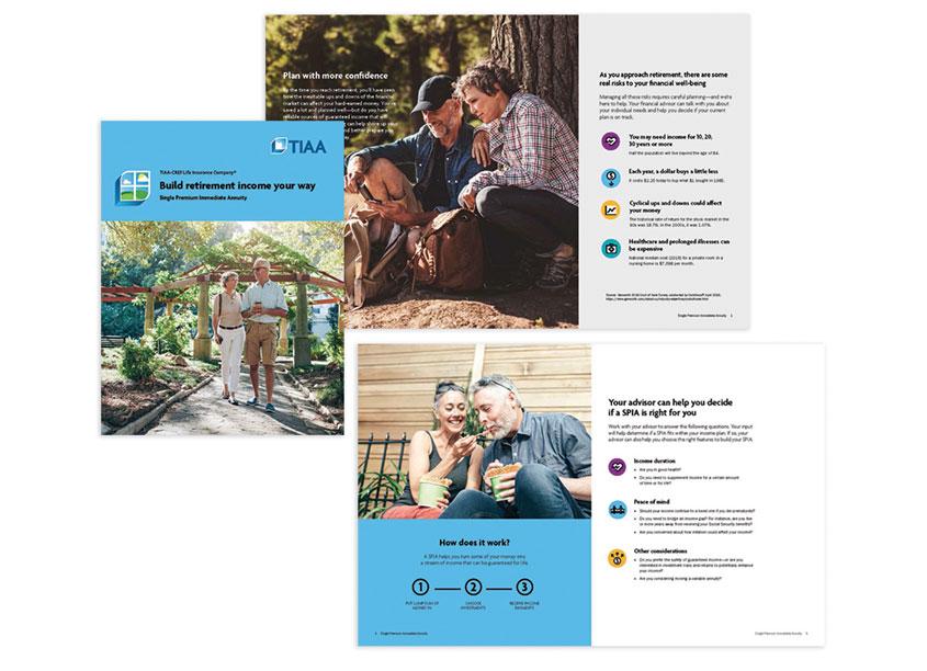 TIAA SPIA Brochure by TIAA
