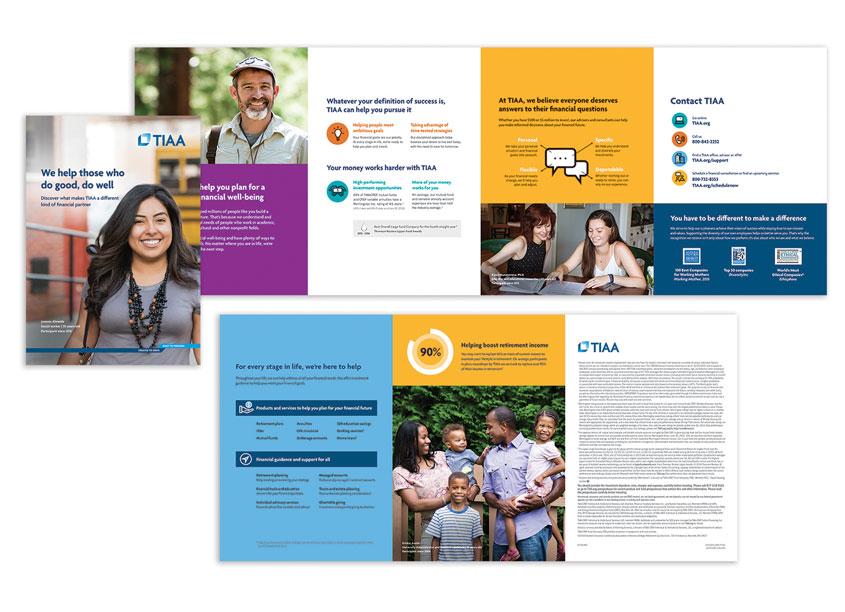 Why TIAA Brochure by TIAA