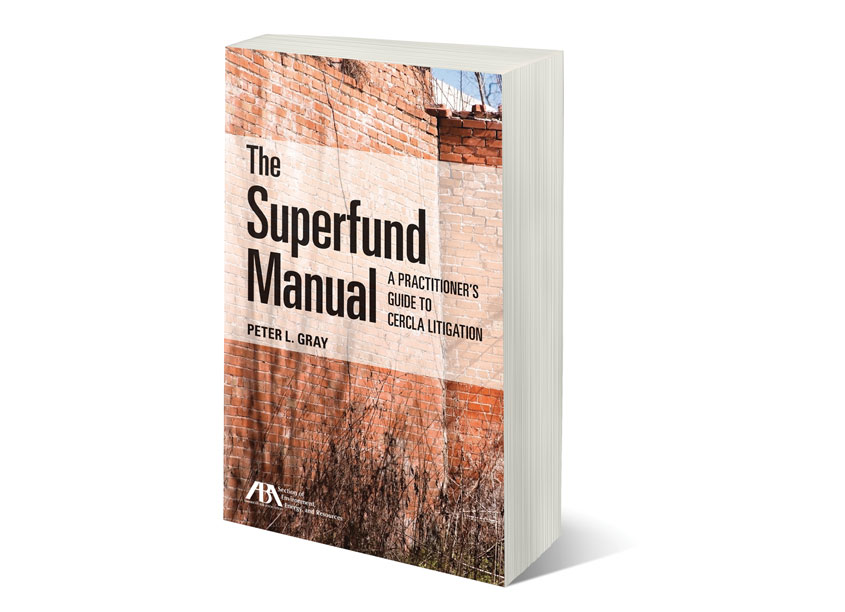 The Superfund Manual by American Bar Association