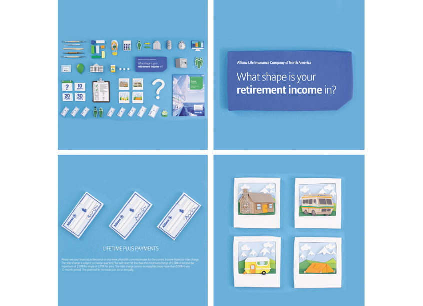 Vision Income Protector Videos by Allianz Life Insurance Company of North America