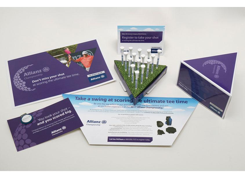 Allianz Championship Contest Campaign by Allianz Life Insurance Company of North America