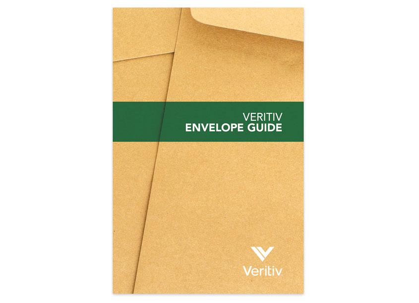 Veritiv Envelope Guide Senior Graphic by Veritiv