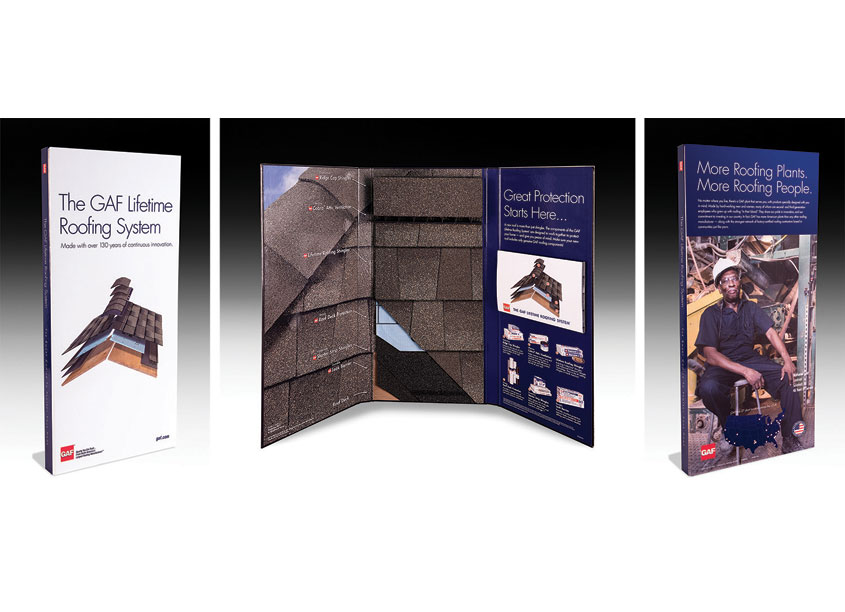Lifetime Roofing System EasyPro by GAF