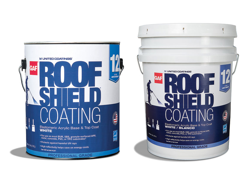 Roof Shield Package Design by GAF
