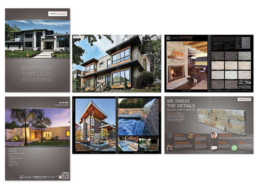 Realstone Product Catalog by Realstone Systems