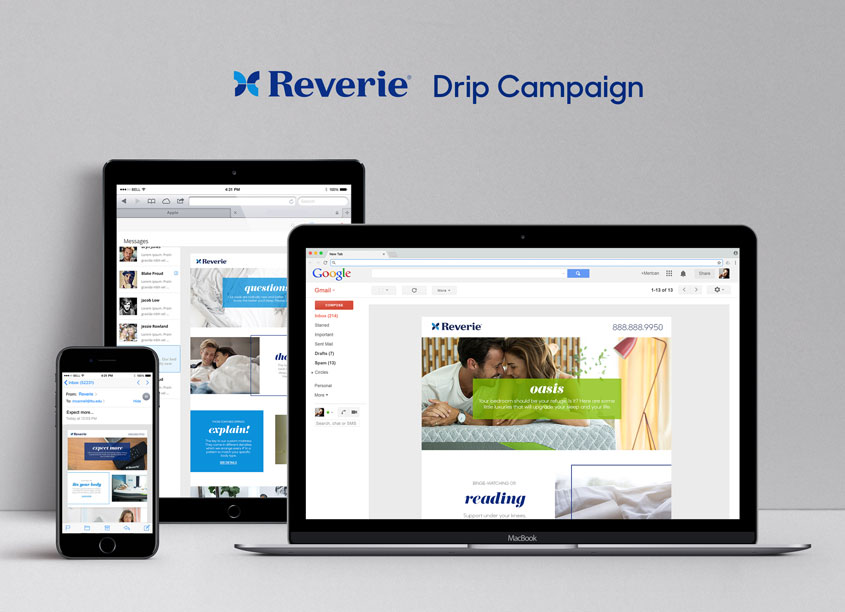 Email Campaign by Reverie