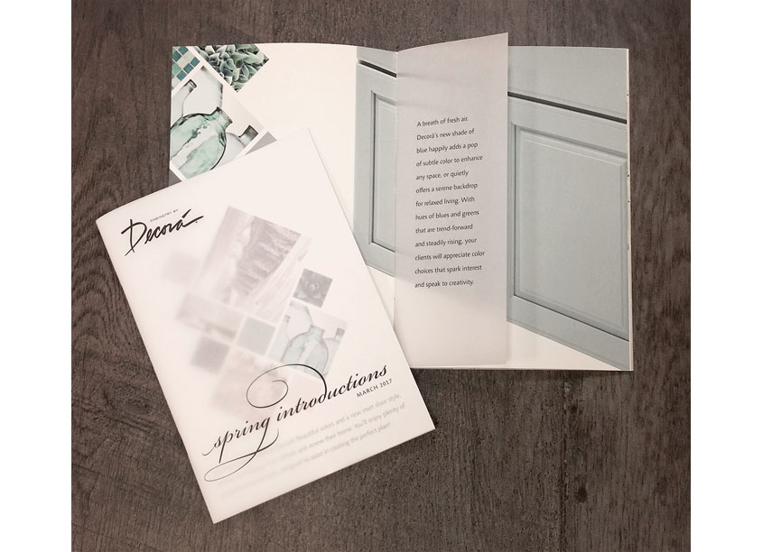 Launch Brochure by MasterBrand Cabinets