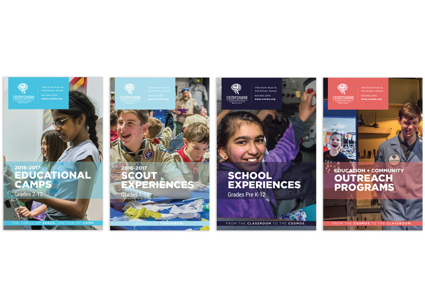 2016-2017 Education Booklets Series by Cosmosphere
