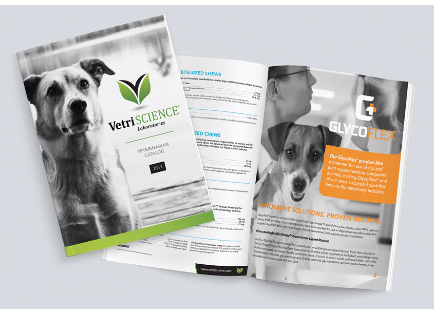 VetriScience Veterinarian Product Guide by FoodScience Corporation
