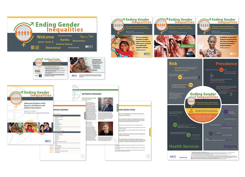 Ending Gender Inequalities Conference Materials by RTI International