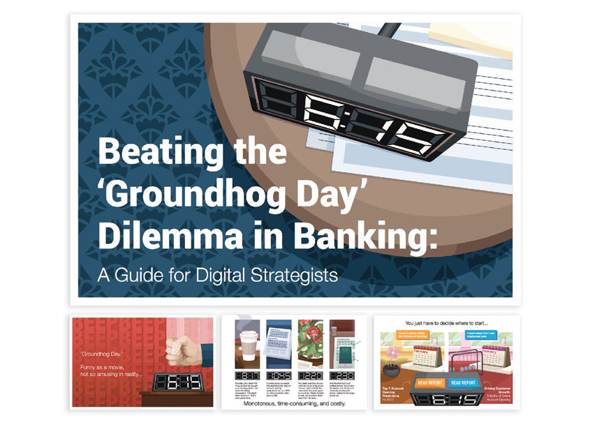 Beating the Groundhog Day Dilemma in Banking by Bottomline Technologies