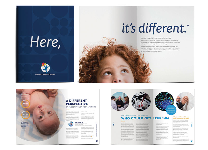 Here, It's Different by Children's Hospital Colorado