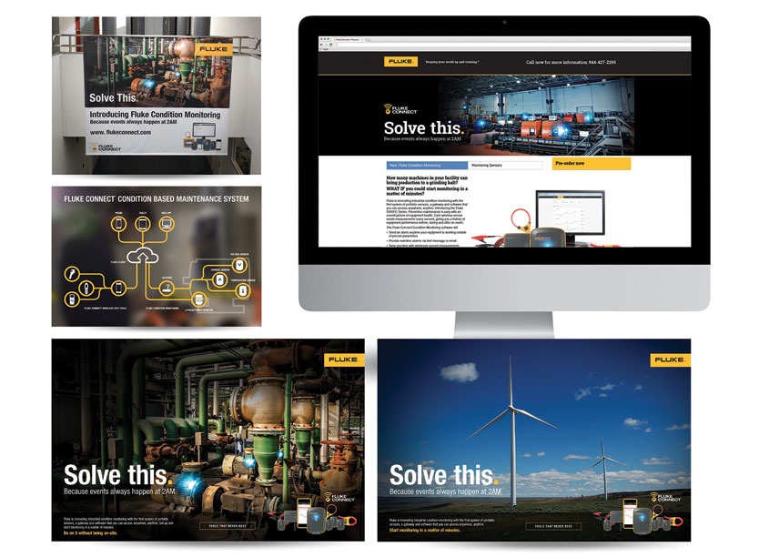 Fluke Condition Monitoring Campaign by Fluke Corporation