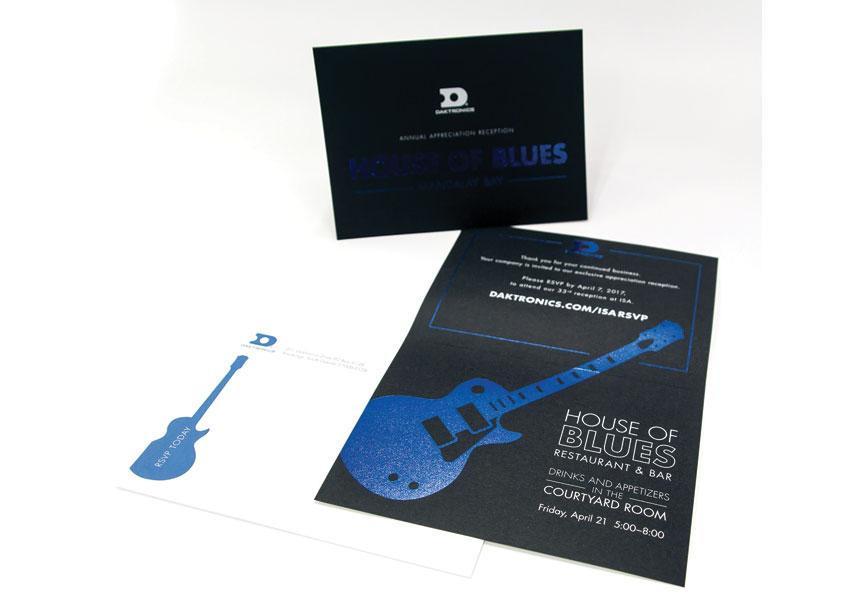 ISA - Annual Appreciation Reception Invitation by Daktronics