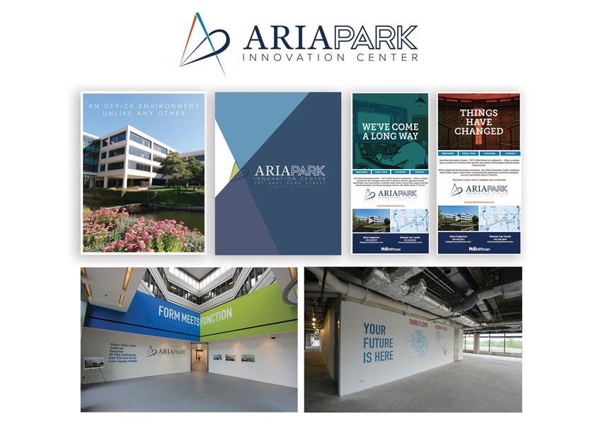 Aria Park Innovation Center by NAI Hiffman