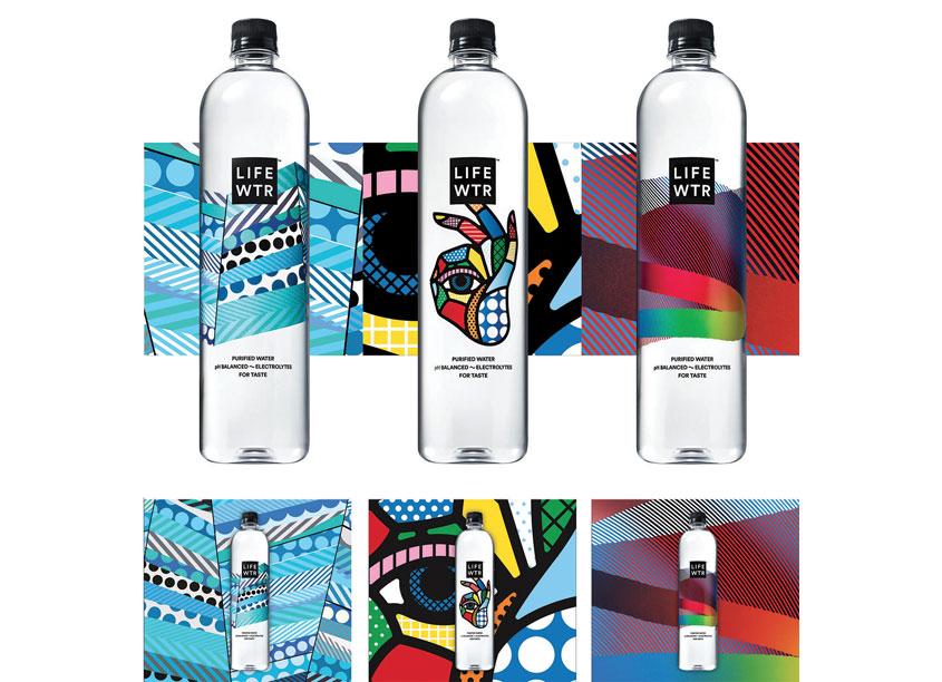 LIFEWTR: Series 1 by PepsiCo Design & Innovation
