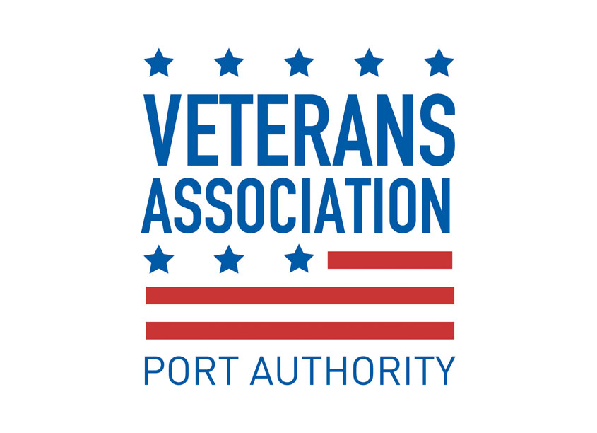 Port Authority Veterans Association Logo by The Port Authority of NY & NJ - Creative Services
