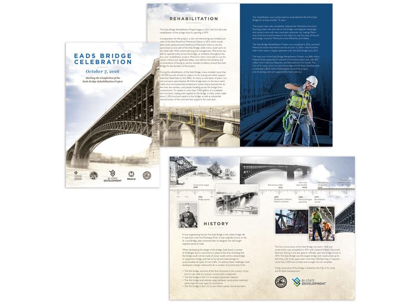Eads Bridge Program by Bi-State Development