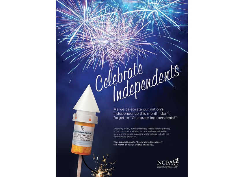 NCPA 2016 Celebrate Independents by National Community Pharmacists Association