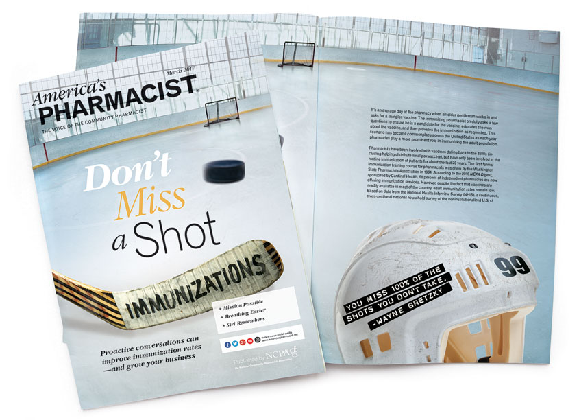 America's Pharmacist - Don't Miss A Shot by National Community Pharmacists Association