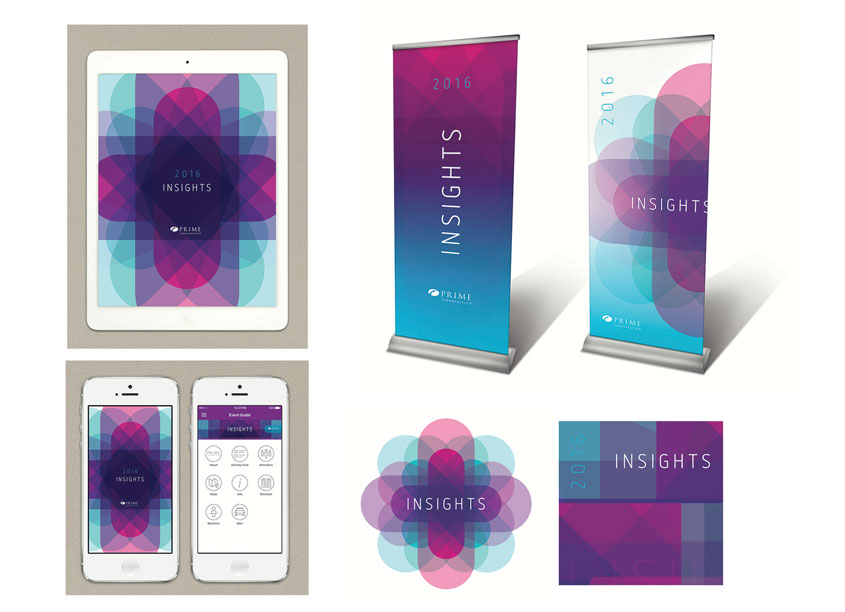 Prime Insights Conference Identity by Prime Therapeutics