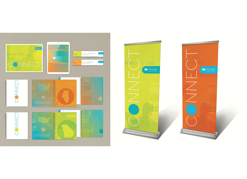 Spring and Fall Client Summit Conference Identity by Prime Therapeutics