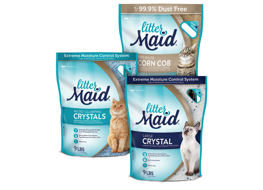 Littermaid® Package Redesign by Spectrum Brands - Pet, Home & Garden