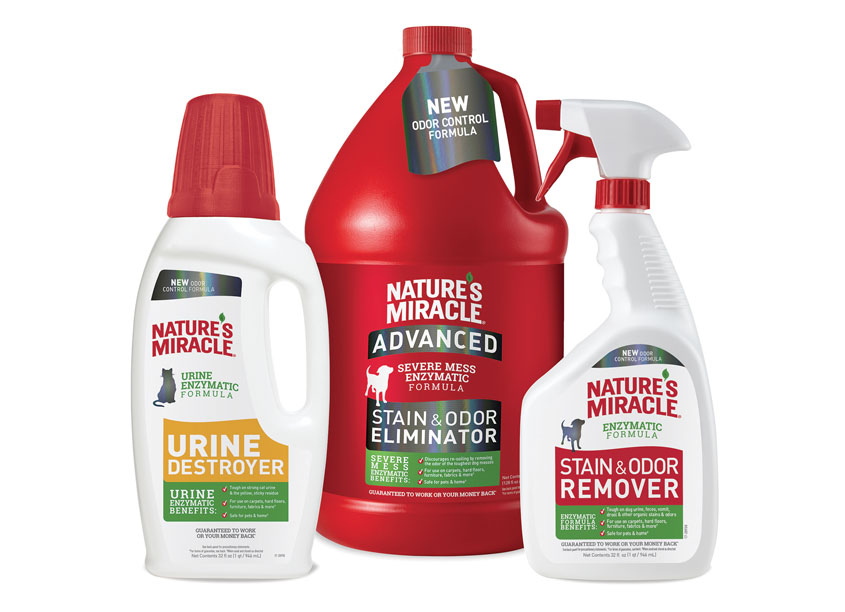 Nature's Miracle® Package Redesign Assistant by Spectrum Brands - Pet, Home & Garden