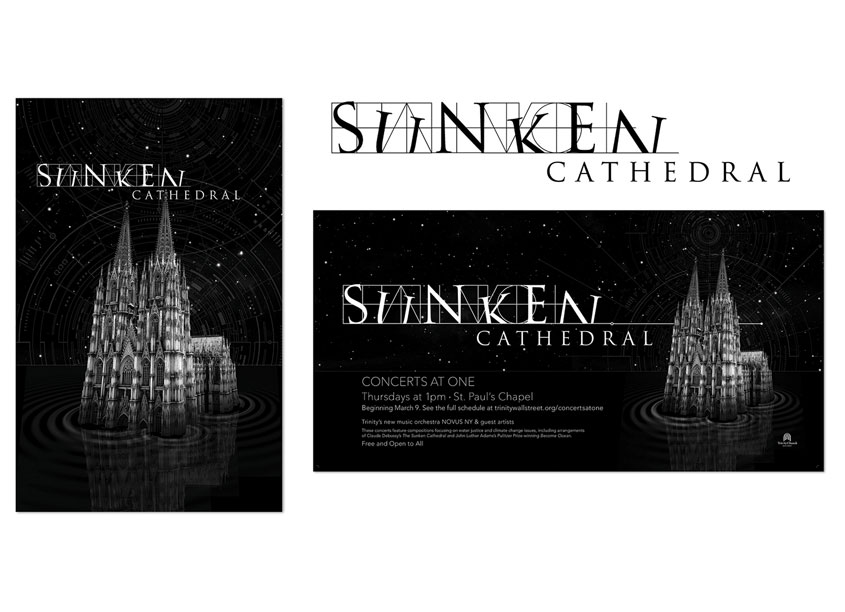 Concerts At One, Sunken Cathedral by Trinity Church Wall Street