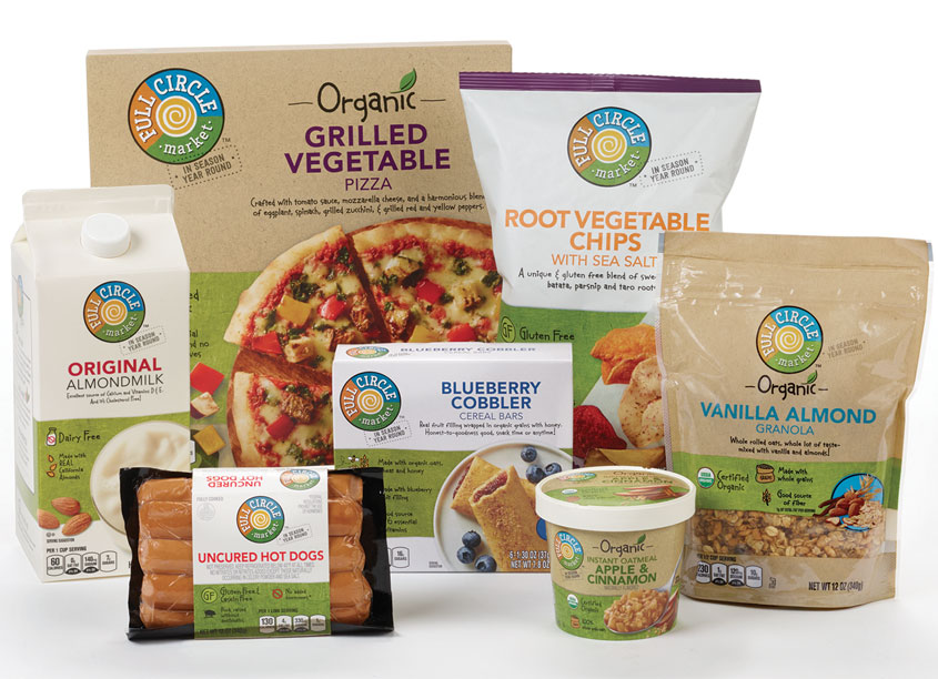 Full Circle Market Packaging by Topco Associates
