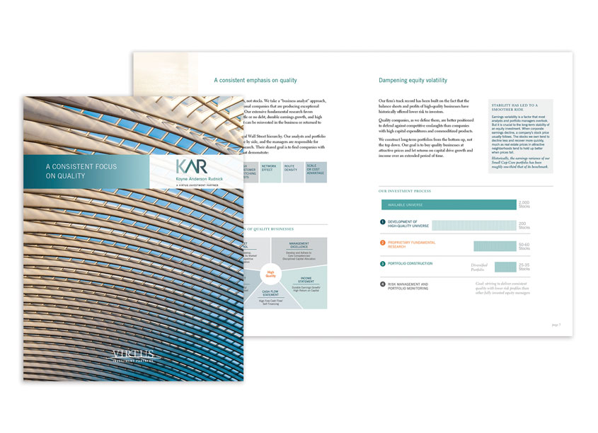 Capabilities Brochure by Virtus Investment Partners