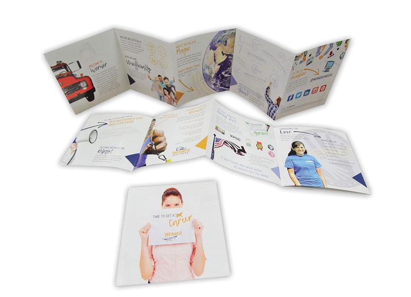 Werner Careers Brochure by Werner Enterprises