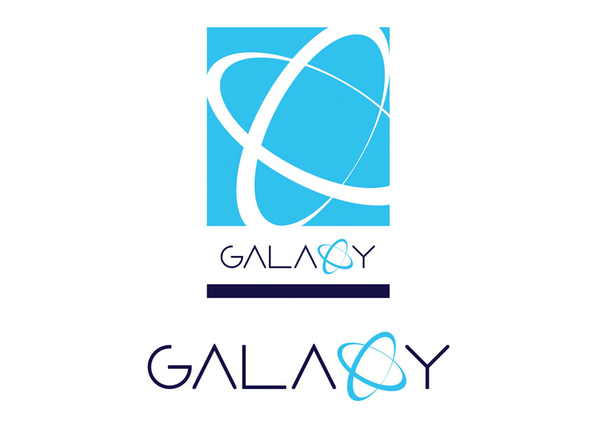 GALAXY Paper Logo Senior Graphic by Veritiv