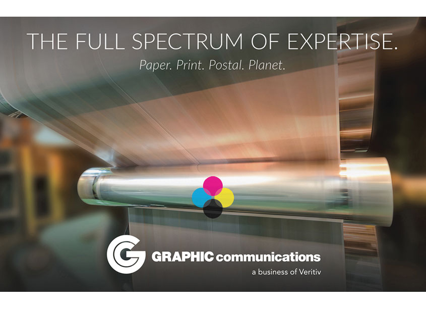 Graphic Communications Capabilities Overview Senior Graphic by Veritiv