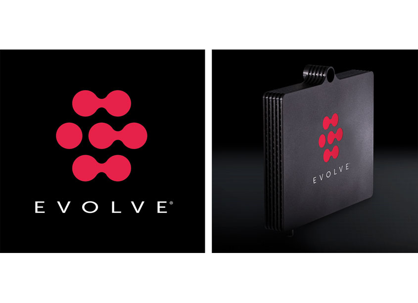 Evolve Logo by OneTen Creative/DISH Network