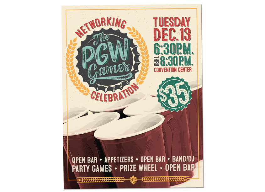 Power Generation Week Networking Games Advertising by PennWell Corporation