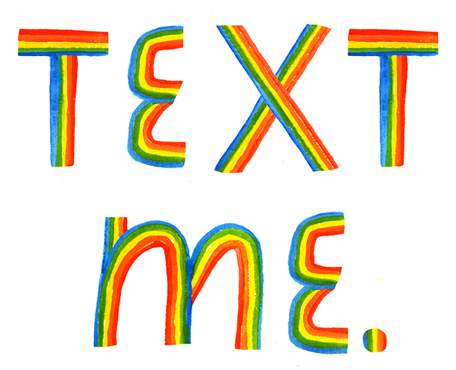 LISA CONGDON_TEXTME
