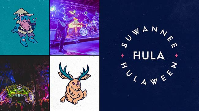 THE COLLECTED WORKS - SUWANNEE HULAWEEN - 4